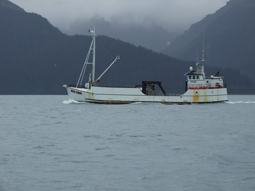 Bering sea fishing boat seward alaska for Bering sea fishing